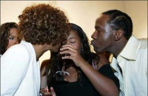 Whitney Bobbi Kristina Bobby Brown