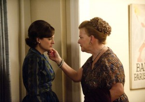 Peggy's Mom Mad Men