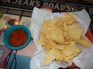 Polvos salsa