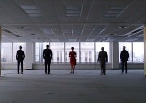 Mad Men new offices