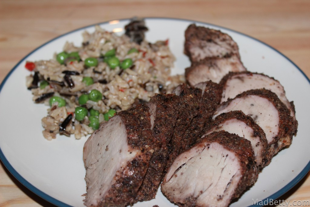 Tea-Rubbed Pork
