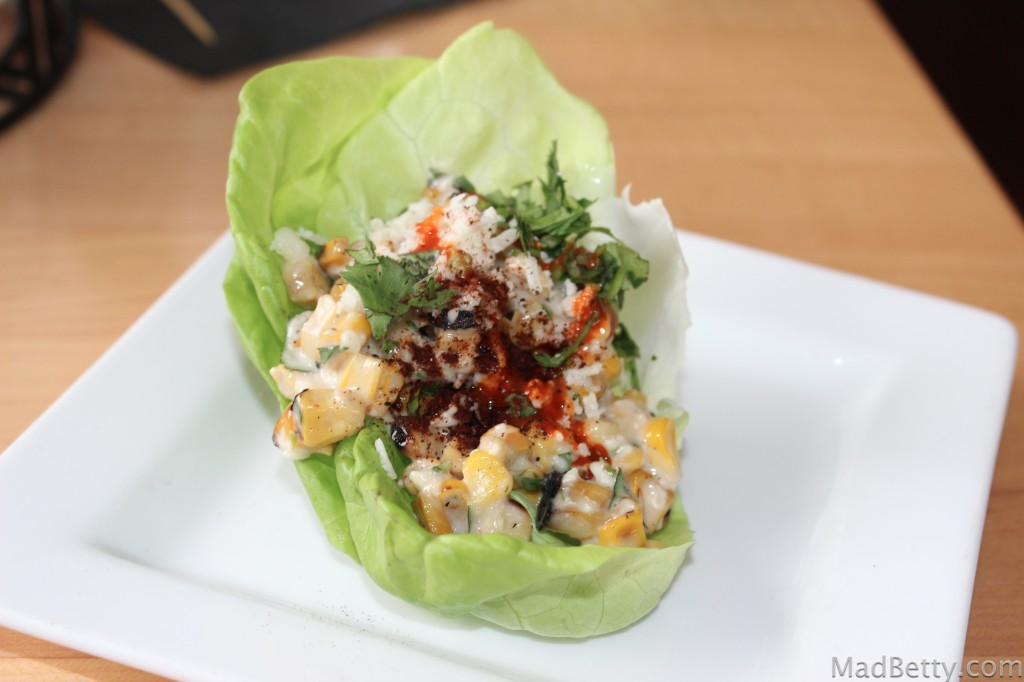 Mexican Street Corn Wraps