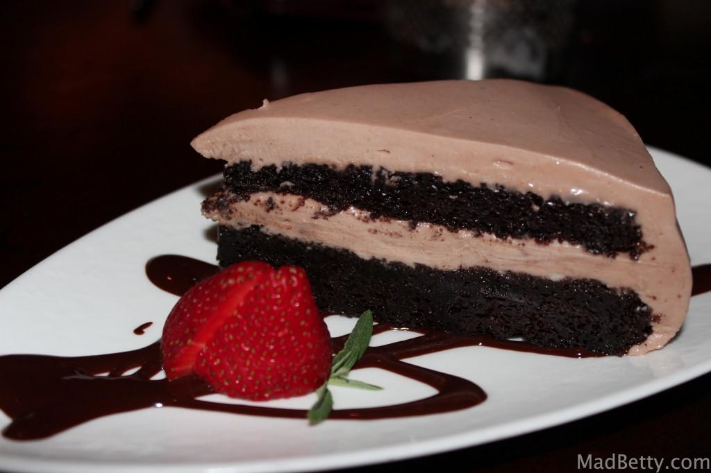 Mizu Chocolate Chocolate Cake