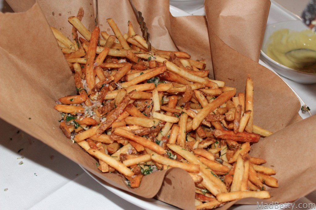 Parkside fries