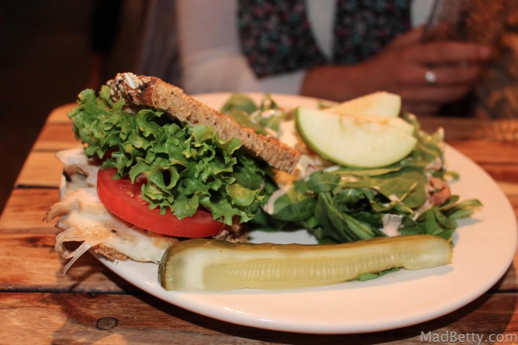Walton's sandwich