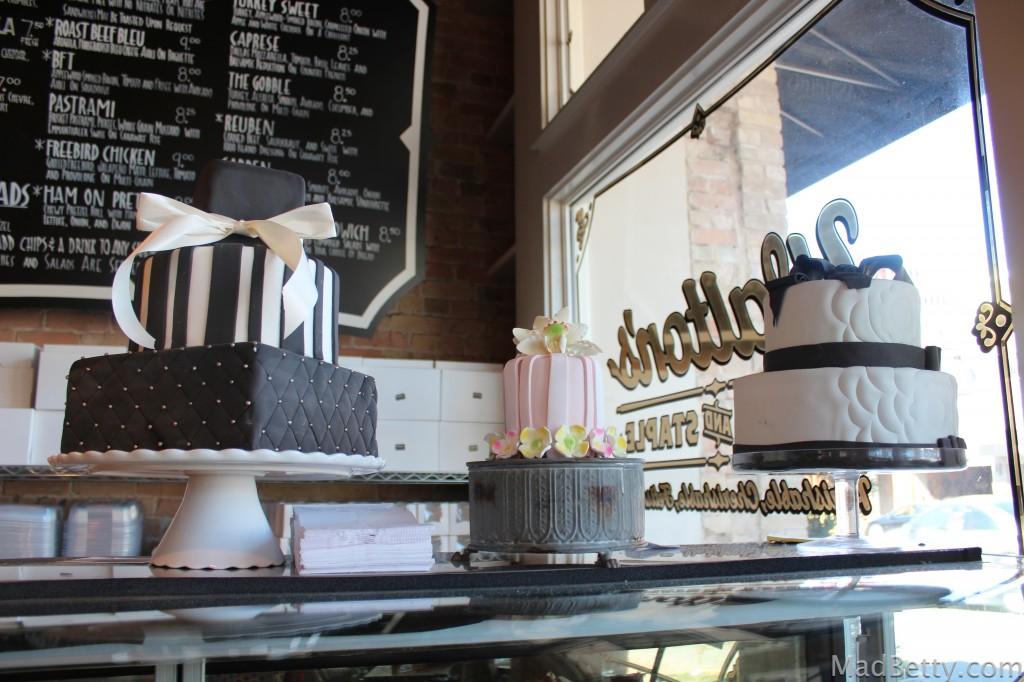 Walton's cakes