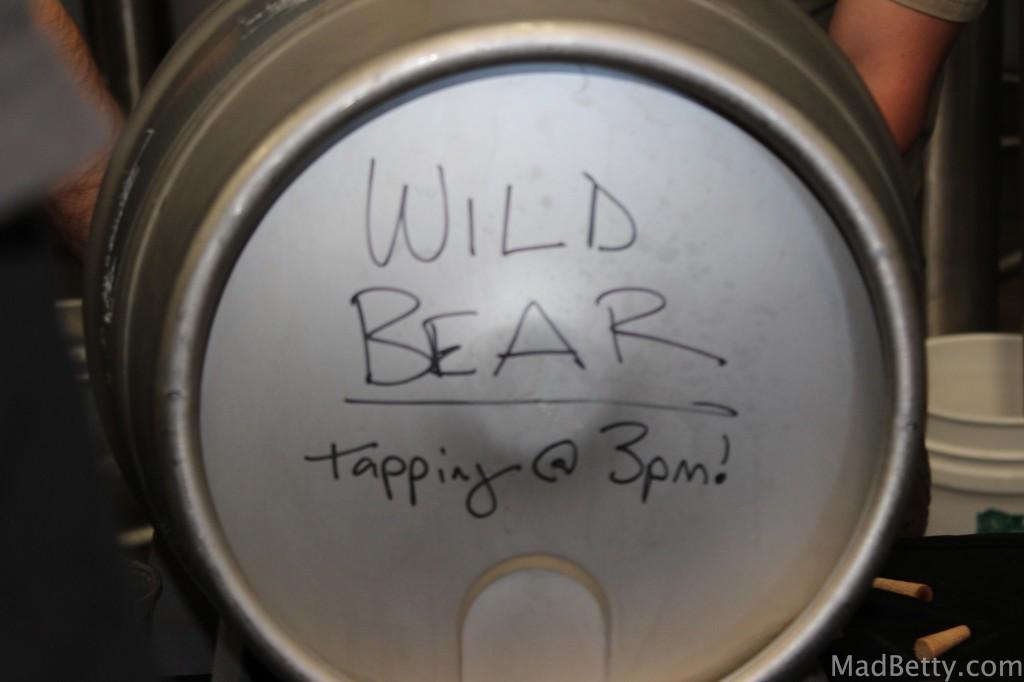 Wild Bear Cask