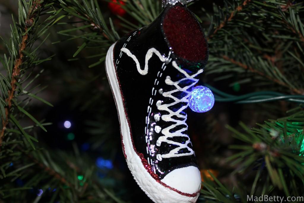 Sneaker Ornament