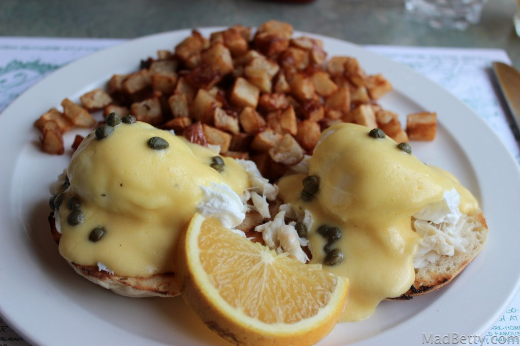 Chesapeake Bay Benedict