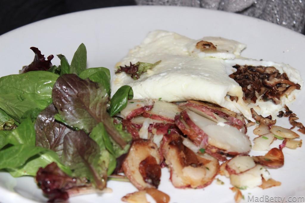 Scarlatto Omelette