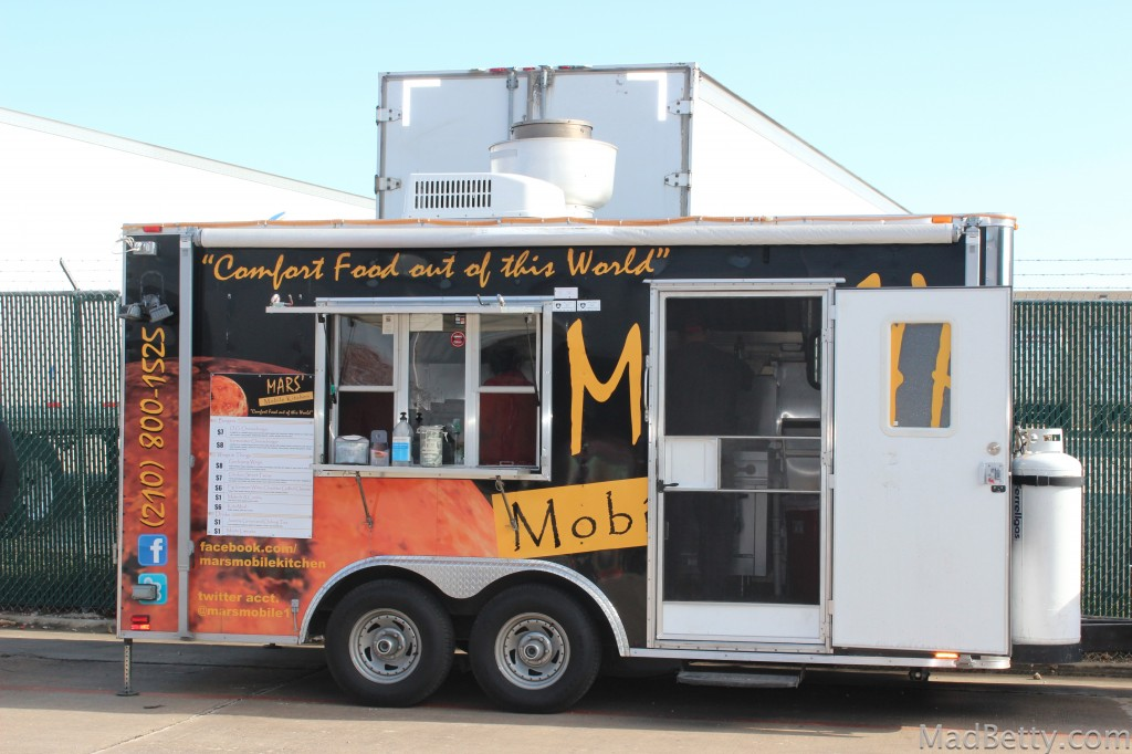 Mars' Mobile Kitchen