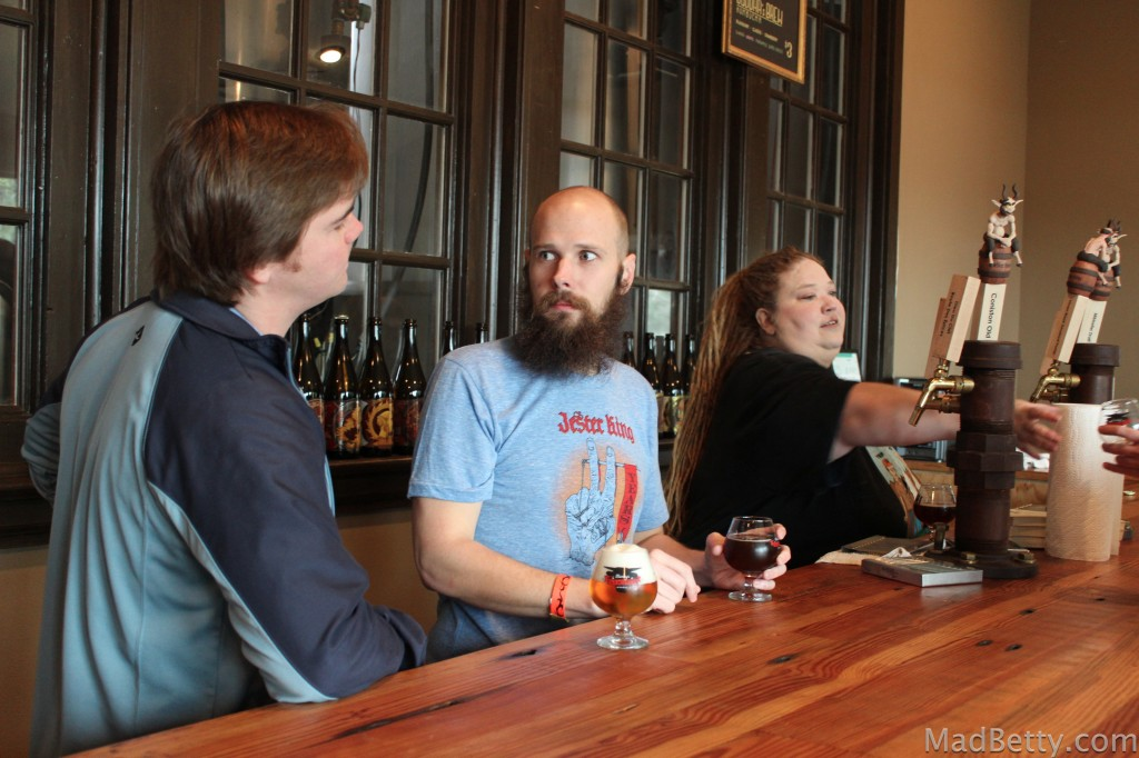 Jester King Tap Room