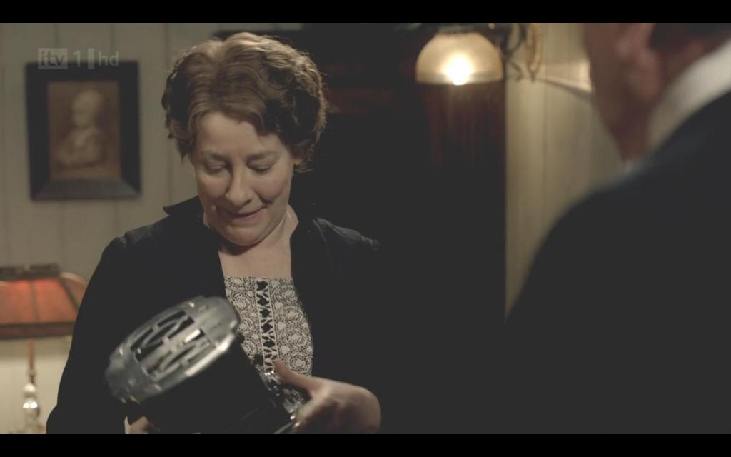 Mrs. Hughes toaster