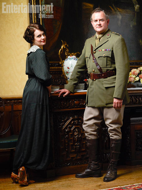 Cora and Robert Grantham