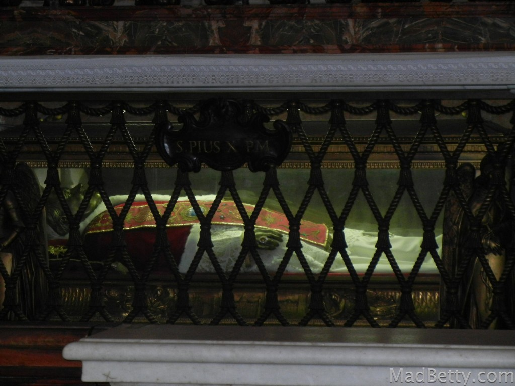 Pope Buried in St. Peter's Basilica