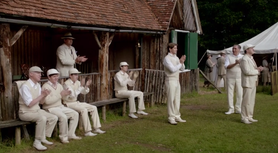 Downton Abbey Cricket