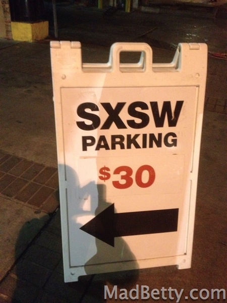 SXSW Gauge