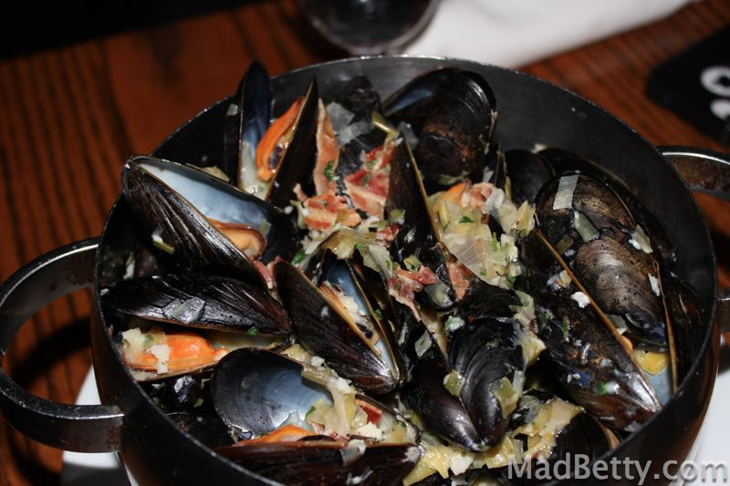Ghent Mussels