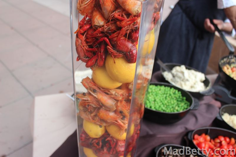 Crawfish Display