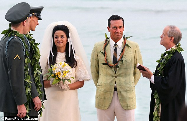 Don Hawaiian wedding