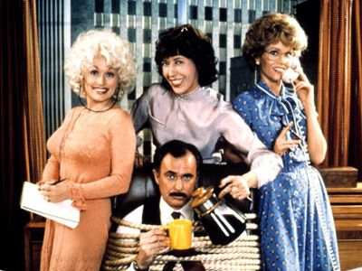 9 to 5 movie cast