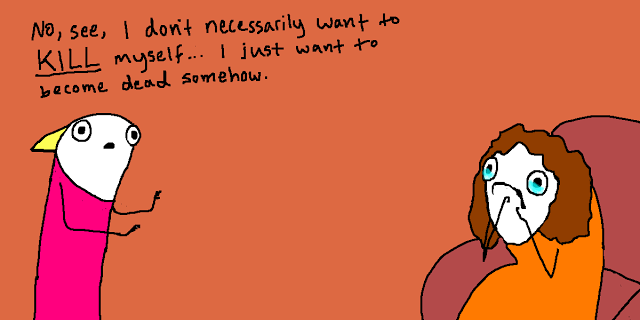 Allie Brosh's Hyperbole and a Half
