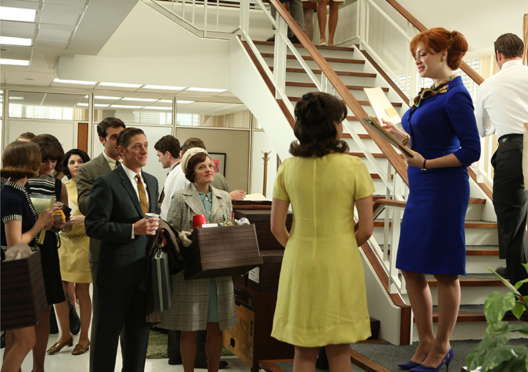 Mad Men Merge