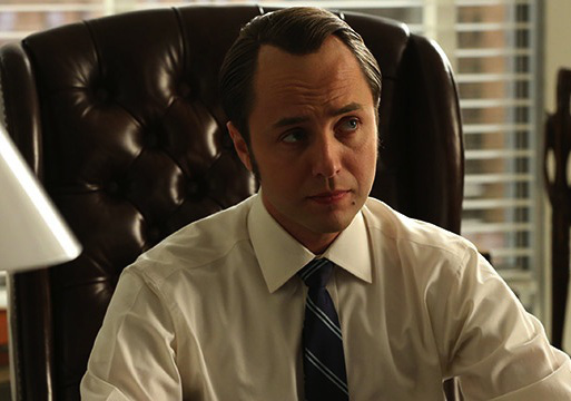 Pete Campbell on Mad Men