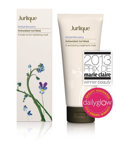 Jurlique Review Herbal Recovery Antioxidant Gel Mask