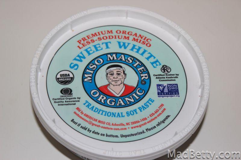 White Miso Paste