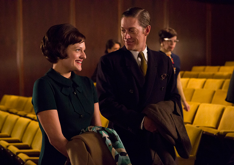 Mad Men Peggy and Ted