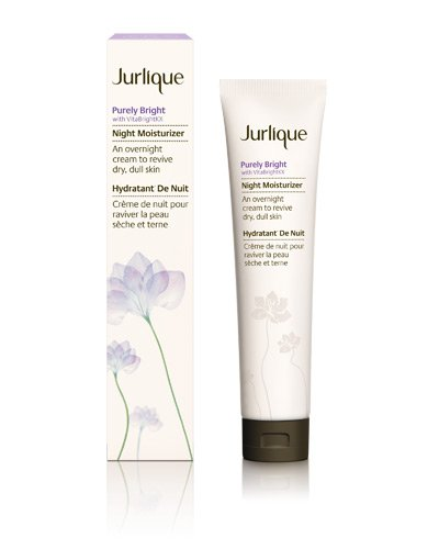 Jurlique Review Purely Bright Night Moisturizer