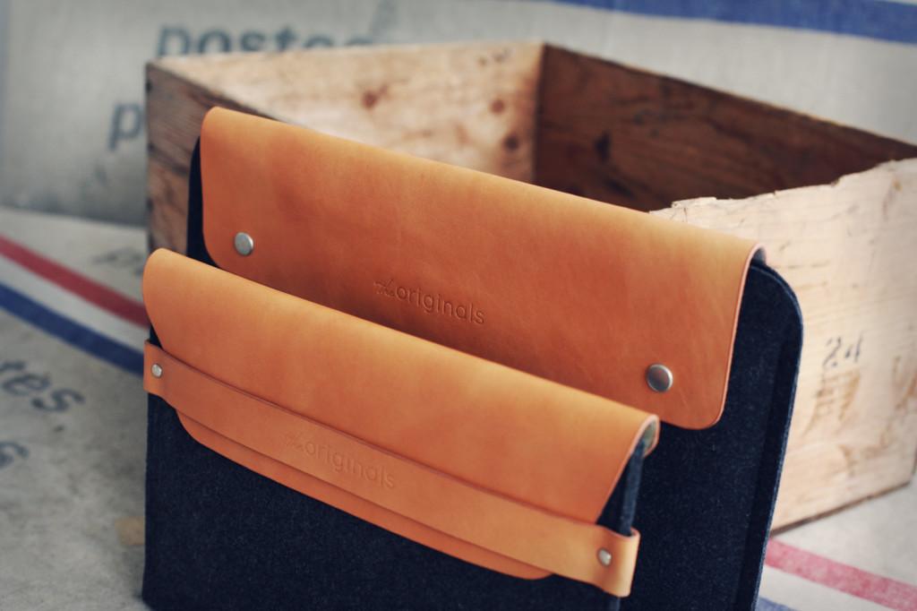 Mujjo Mackbook Pro Sleeve