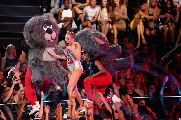 Miley Cyrus 2013 VMAs