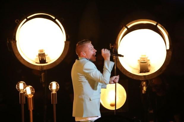 Macklemore 2013 VMAs