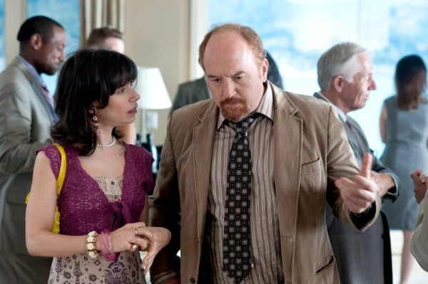 Blue Jasmine Sally Hawkins and Louis CK