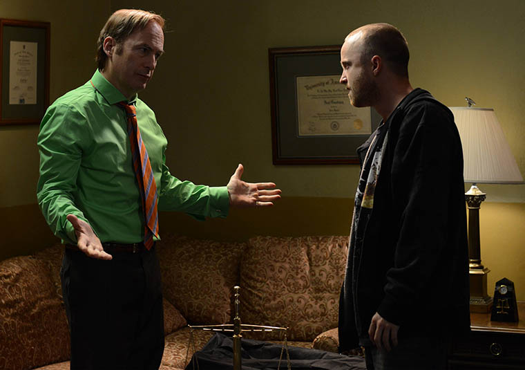 Breaking Bad Saul and Jesse
