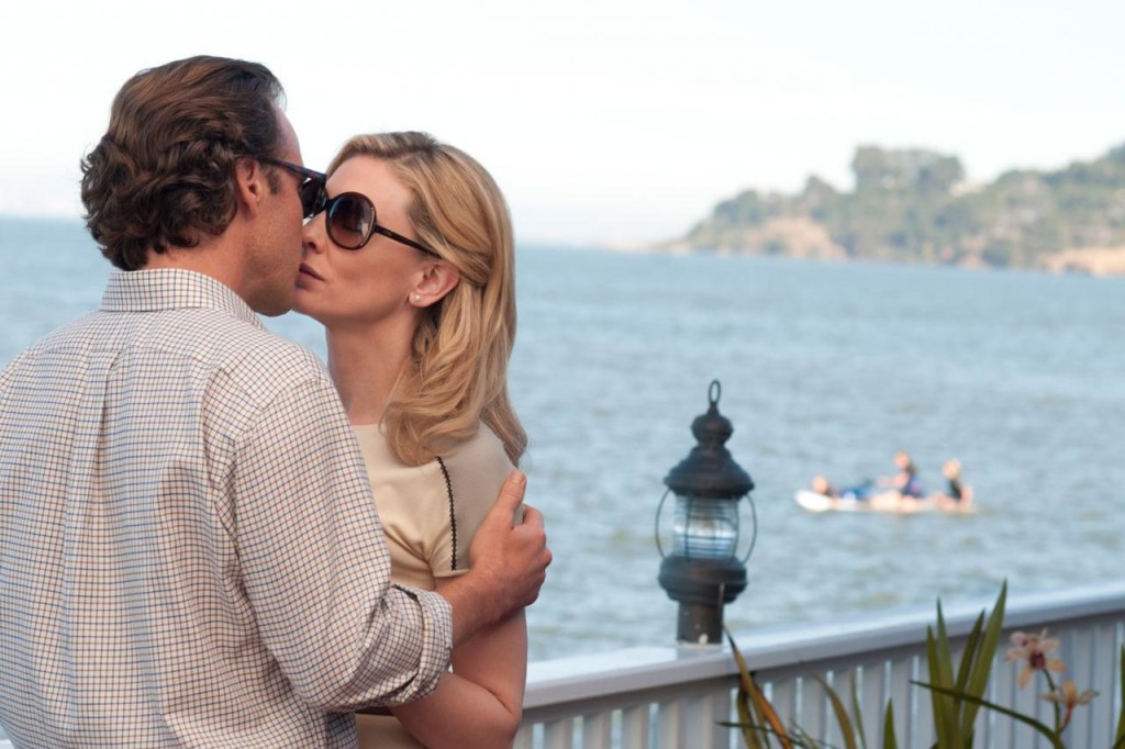 Blue Jasmine Peter Sarsgaard and Cate Blanchett