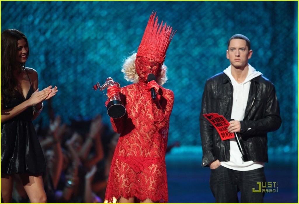 Lady Gaga VMAs 2009