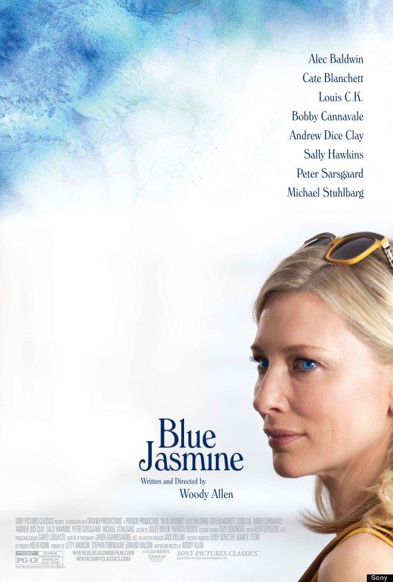 Woody Allen's Blue Jasmine