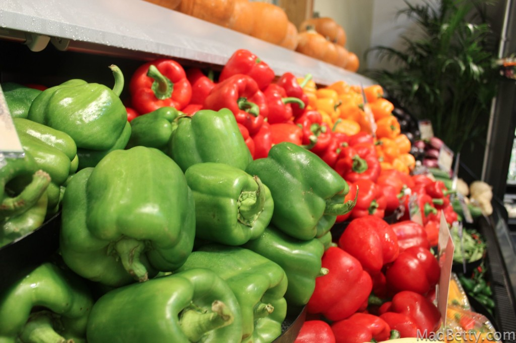 Wheatsville Co-op bell peppers