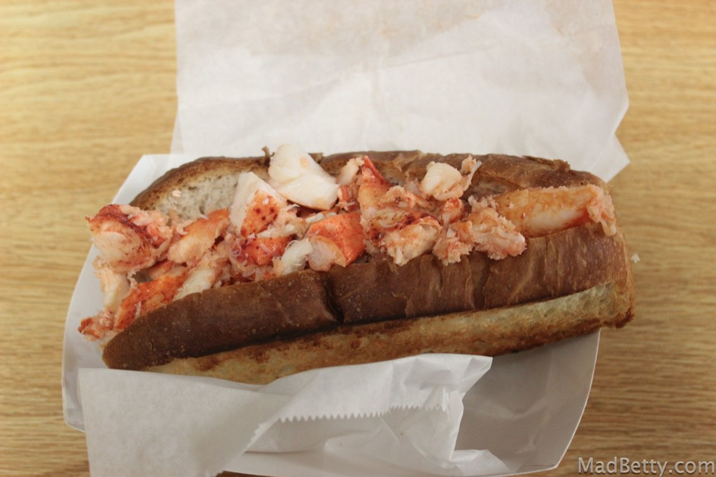 Pamela Jane's New England Lobster Rolls