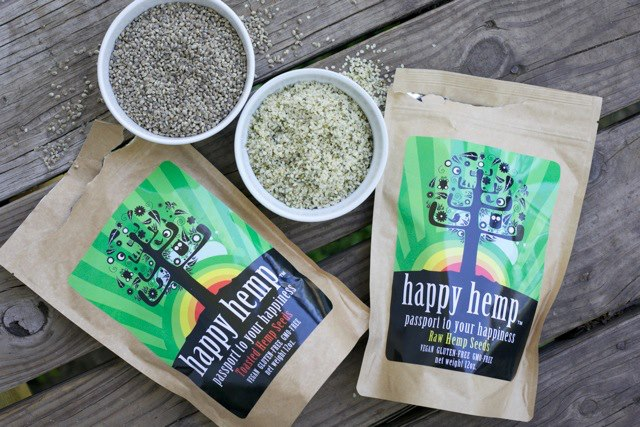 Happy Hemp seeds