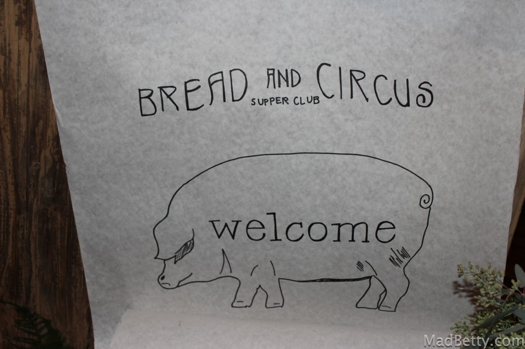 Bread and Circus Supper Club