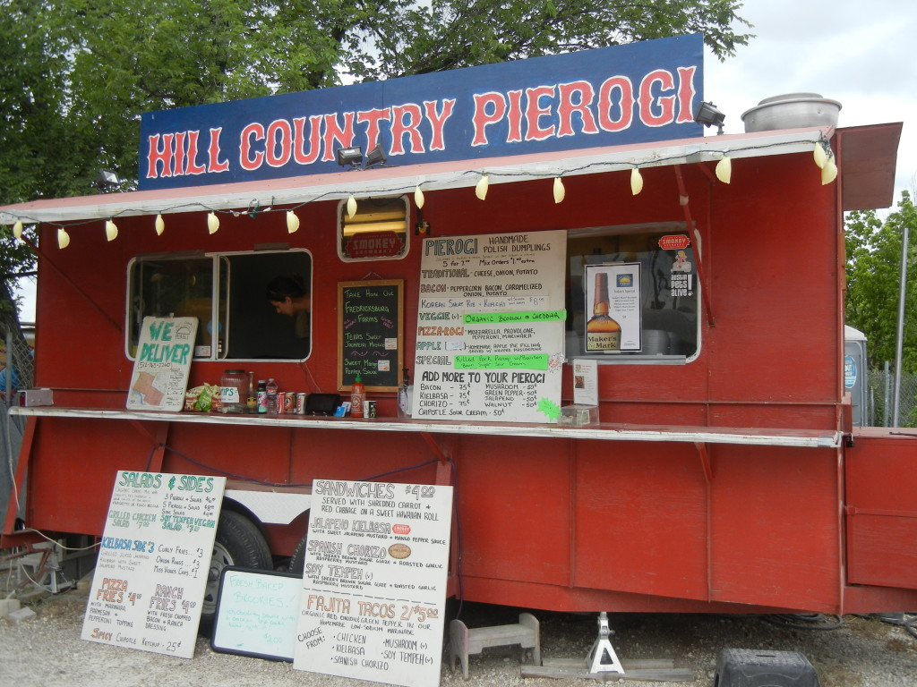 Hill Country Pierogi