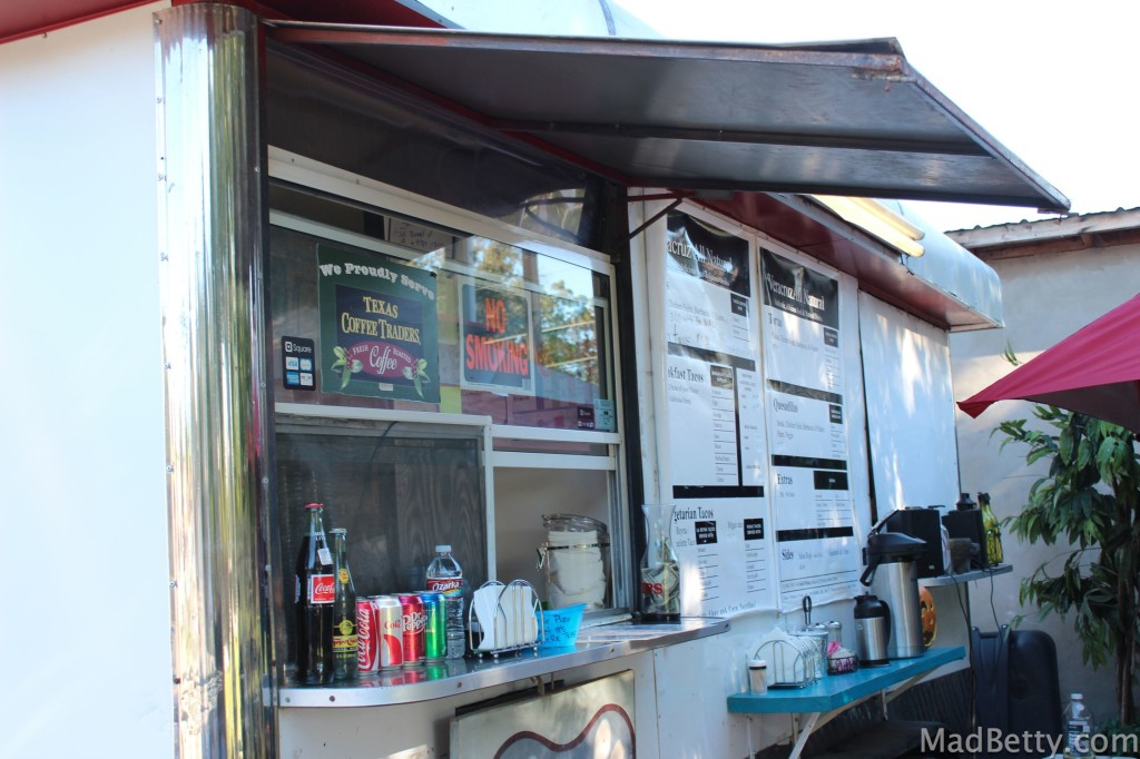 Veracruz All Natural food truck in East Austin, Texas