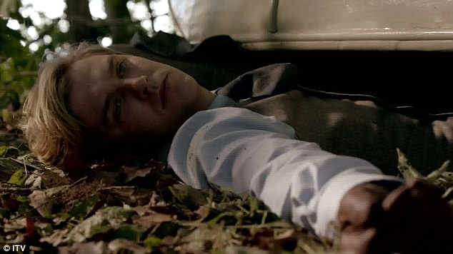 Matthew dies on Downton Abbey