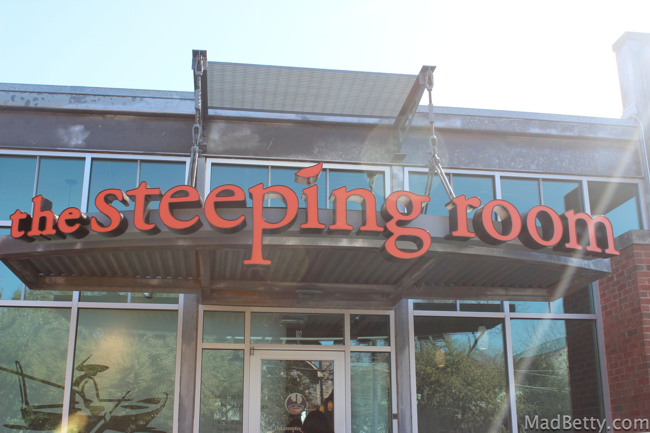 The Steeping Room Archives - Mad Betty