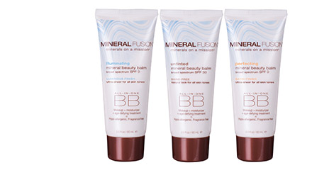 Mineral Fusion Beauty Balm BB Cream