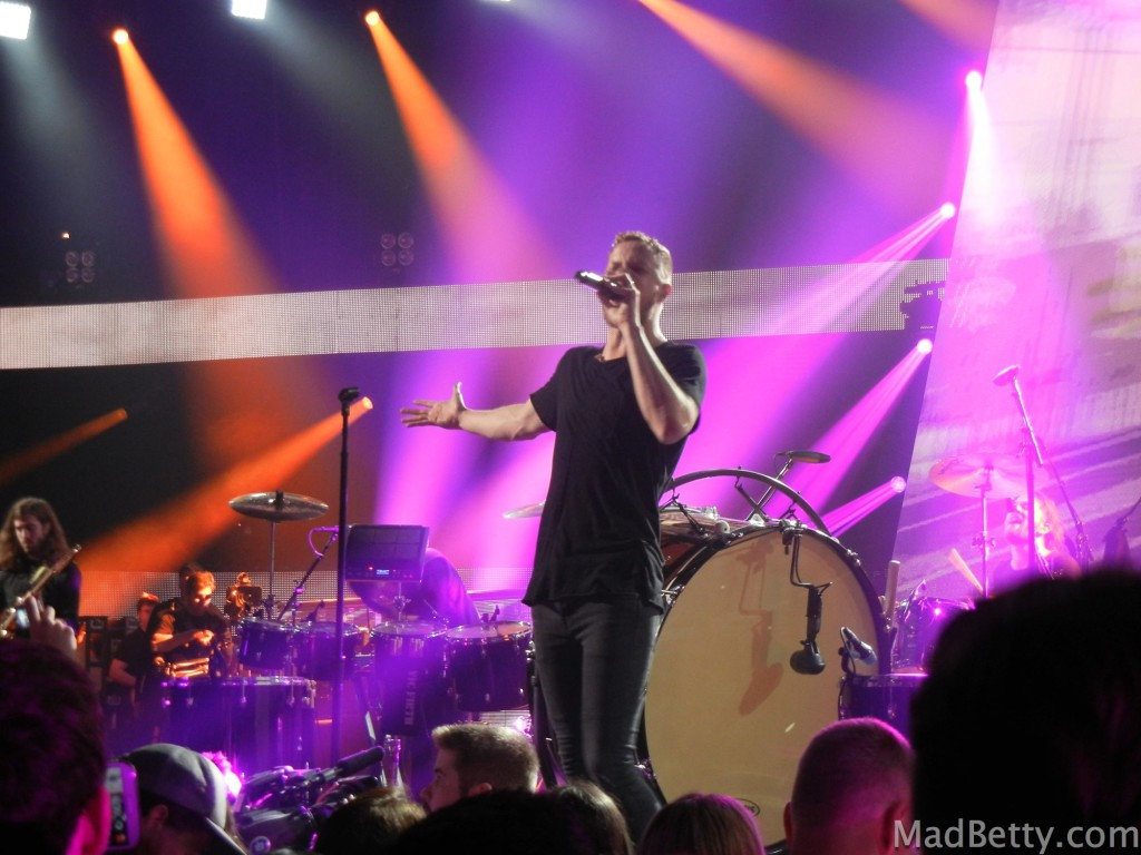 Imagine Dragons in the Moody Theater for iTunes Festival at SXSW